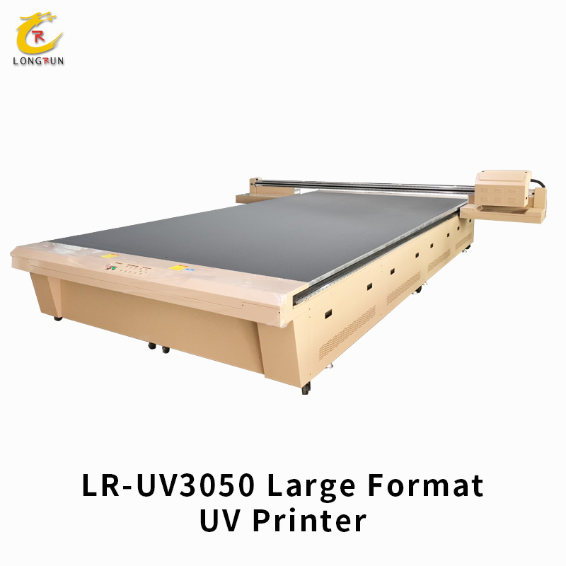 LR-UV3050 Large formsat Seiko UV printer