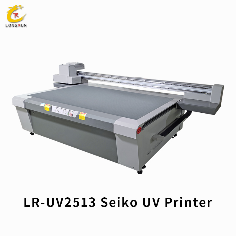 LR -UV2513 Seiko UV printer